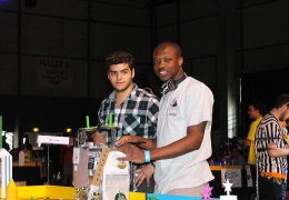 Membres Club Robotique